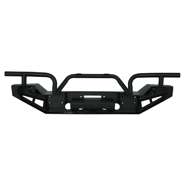 Wild Boar Style Front Bumper with led lights for Jeep Wrangler JK