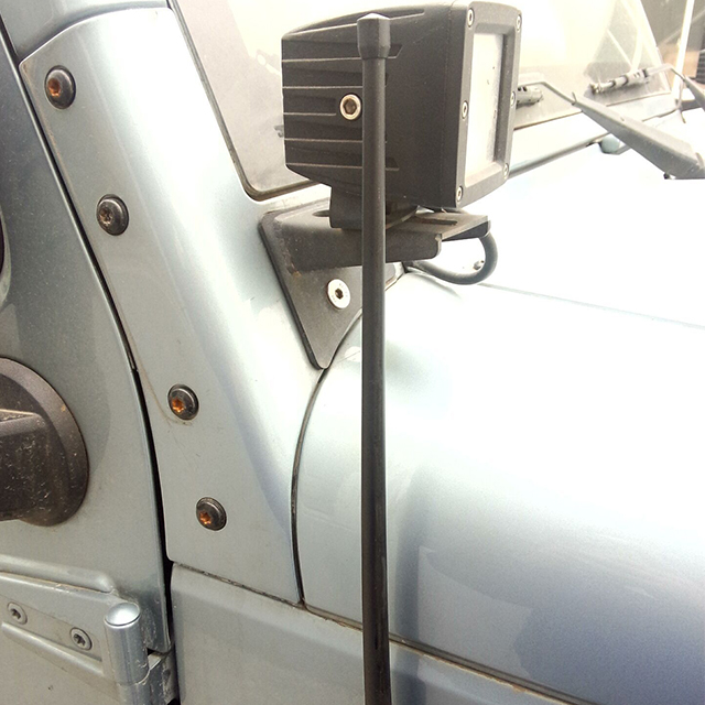 Antenna for Jeep Wrangler JK