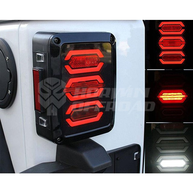 LED Tail Light for Jeep Wrangler JK HW-JK-271-2
