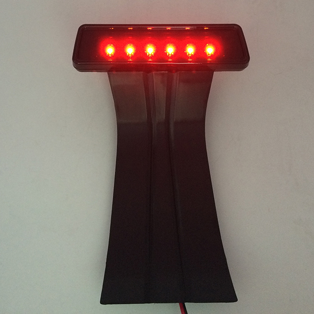 Brake Light Double Color also with reversing signal function for Jeep Wrangler JK