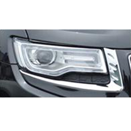 2014 Head lamp cover for Grand Cherokee