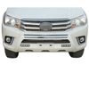 ABS Grille Guard for Hilux Revo