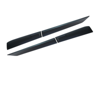 Body Trims (Black) for Toyota Fortuner