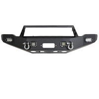 14-15 GMC Sierra 1500 LED Front Winch Bumper for GMC Sierra