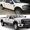 OE Factory Style 99-07 Ford F250 F350 Super Duty Factory Style Wheel Cover Fender Flares 4PC