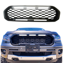 Front Grill With LED Light For Ford Ranger T8 2018+