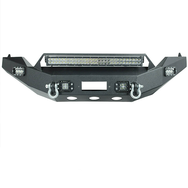 13-16 Dodge Ram 1500 Front Led Winch Bumper for Dodge Ram