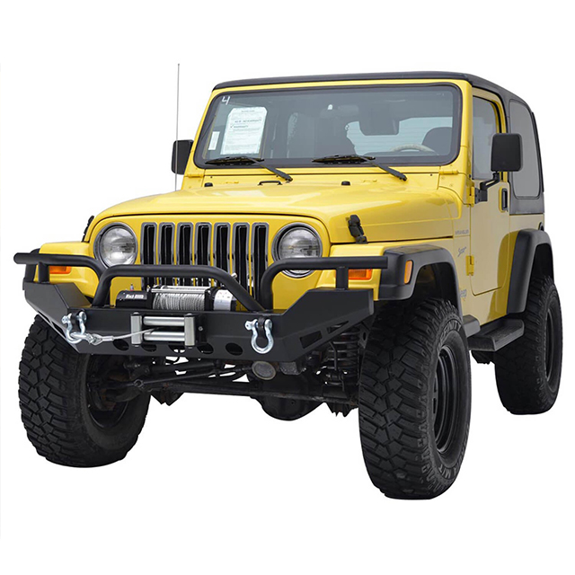 87-06 Jeep Wrangler YJ/TJ Xtreme Front Bumper for Jeep Wrangler TJ