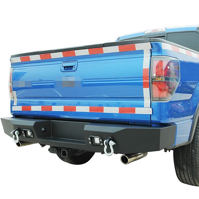 09-14 Grand rear Bumper for Ford F150