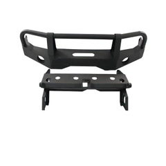 Front Bumper with bull bar for Suzuki Jimny