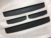 ABS Door Sill Plate for Jeep Wrangler JL 2018