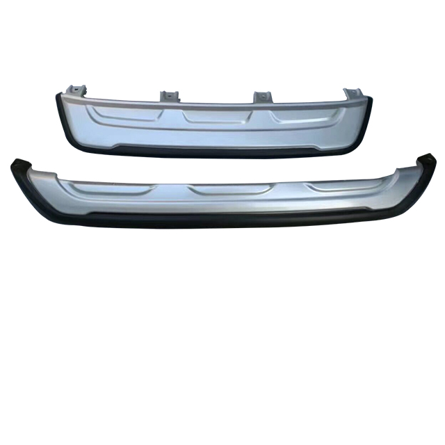 Front and Rear Bar for Toyota Fortuner