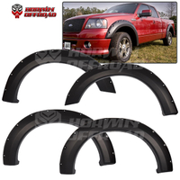 2004-2008 F150 Pocket Rivet Style Fender Flares