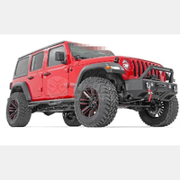 Side Step for 4 Door for Jeep Wrangler JL