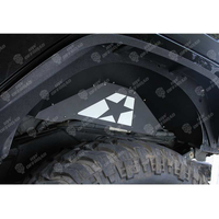 JL Fender Liner Rear for Jeep Wrangler