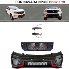 Bodykits For Navara NP300 Ungrade