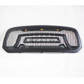 13-18 DODGE RAM 1500 Grill with LED Lights