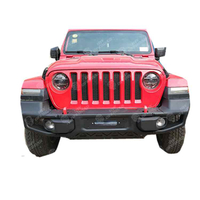 JL 10th Anniversary Front Bumper with Corner for Jeep Wrangler JL