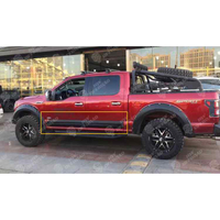 F150 2018 Door Trims