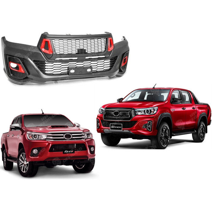 Body Kits for Hilux Revo Upgrade To Rocco