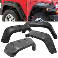 Fender Flares Front/Rear for Jeep Wrangler JK
